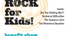 March 12: Kids ROCK for Kids!